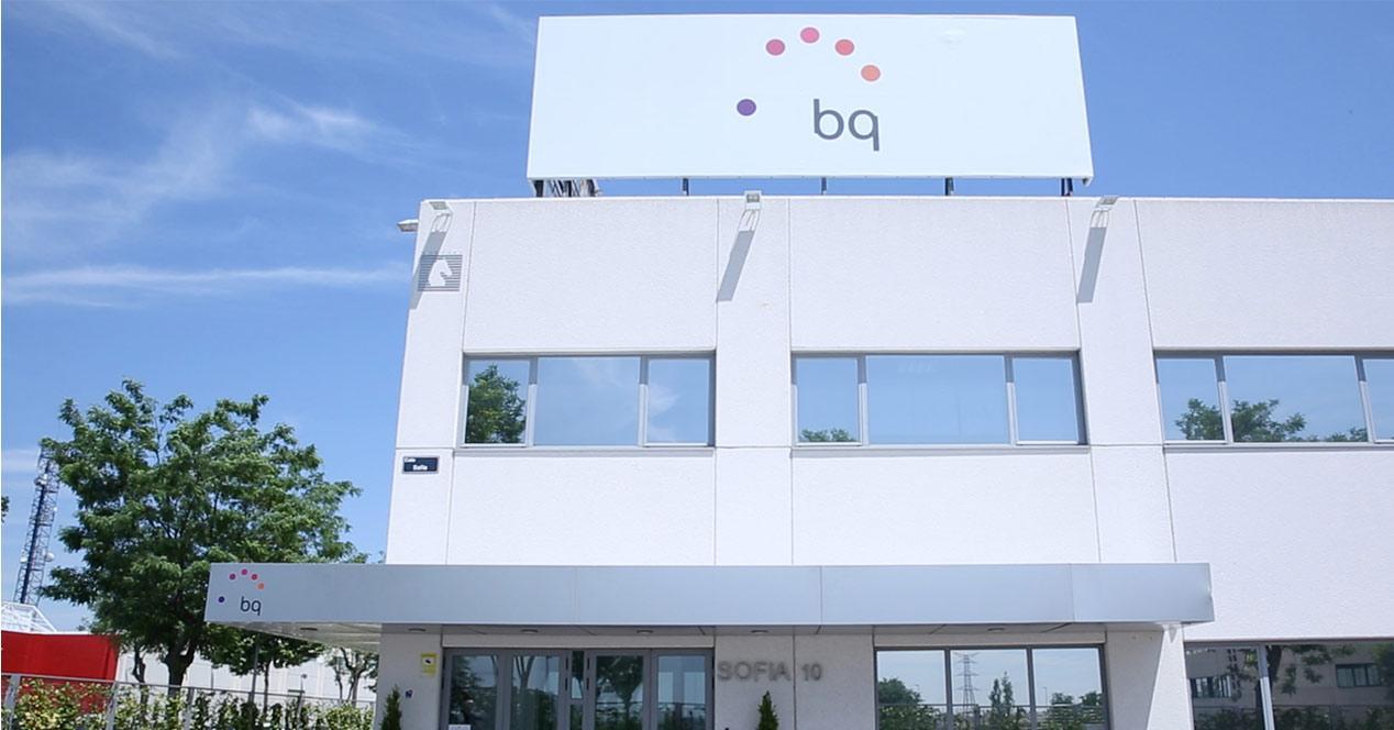 sede de bq