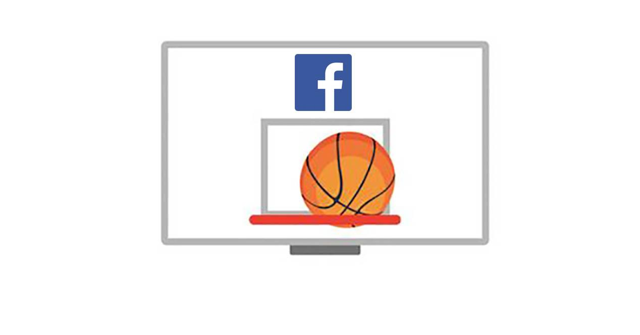 facebook messenger juego secreto de baloncesto