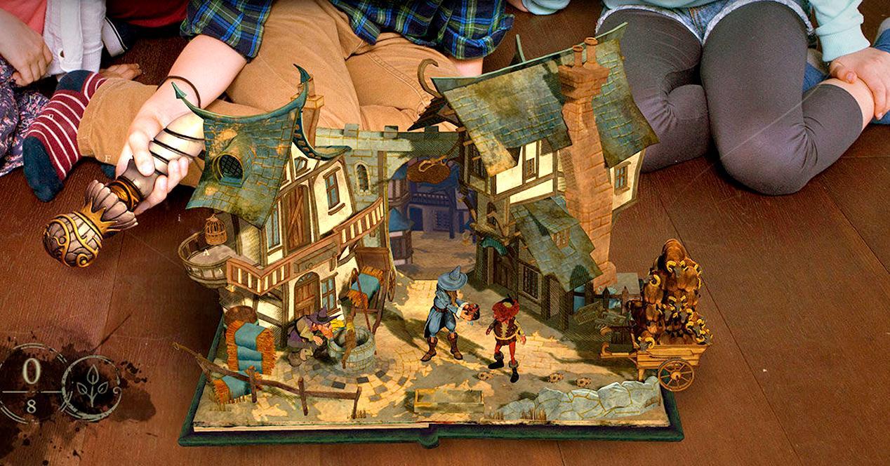 Goolge libros realidad aumentada patente