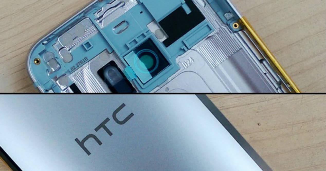 Posible imagen del HTC 10