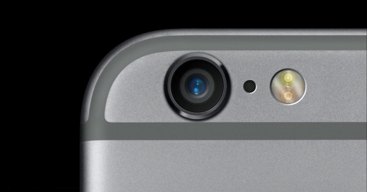 cámara seguridad iPhone