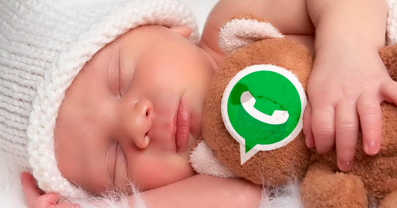 WhatsApp salva vida de un bebé