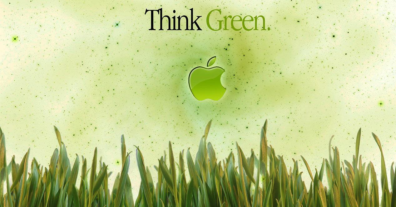Apple y su programa de reciclaje