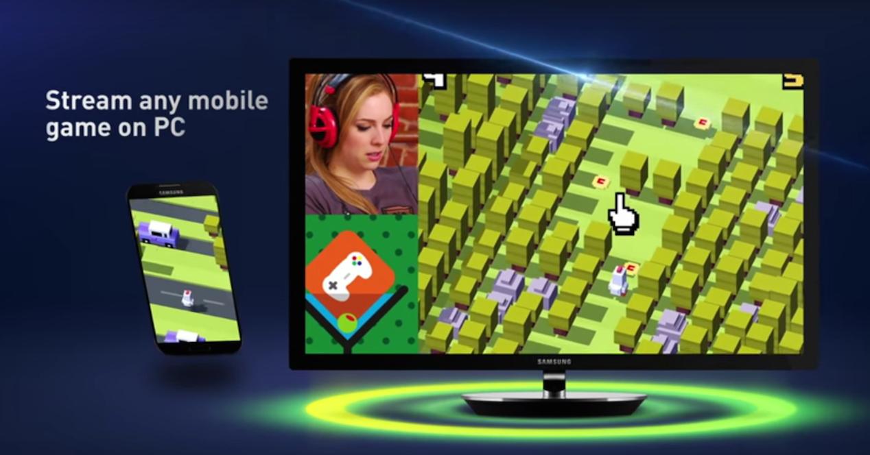 streaming juegos android