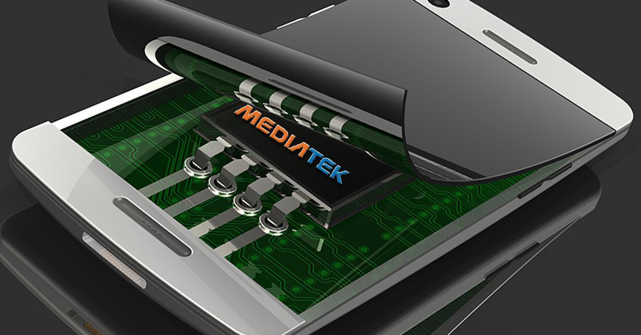 Procesador para smartphones MediaTek