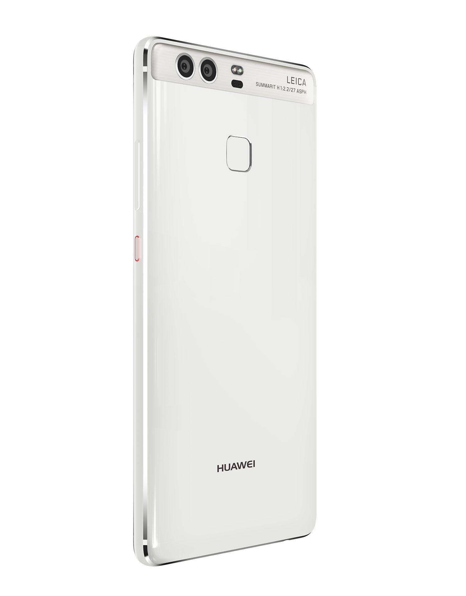 Huawei P9 color plateado