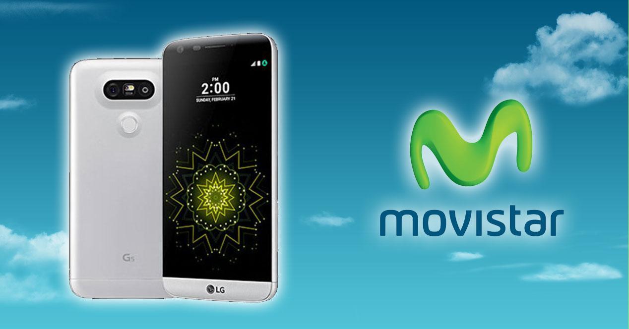 LG G5 movistar