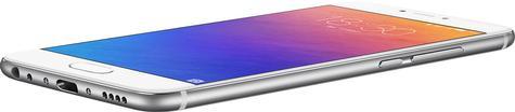 Meizu Pro 6 con pantalla encendida