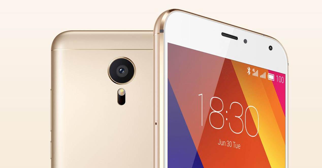 Meizu MX5E portada