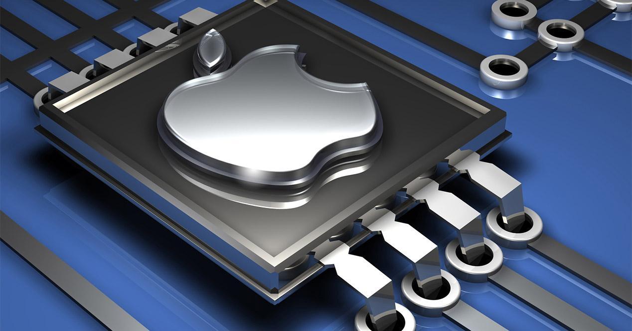 Chips de memoria para iPhone