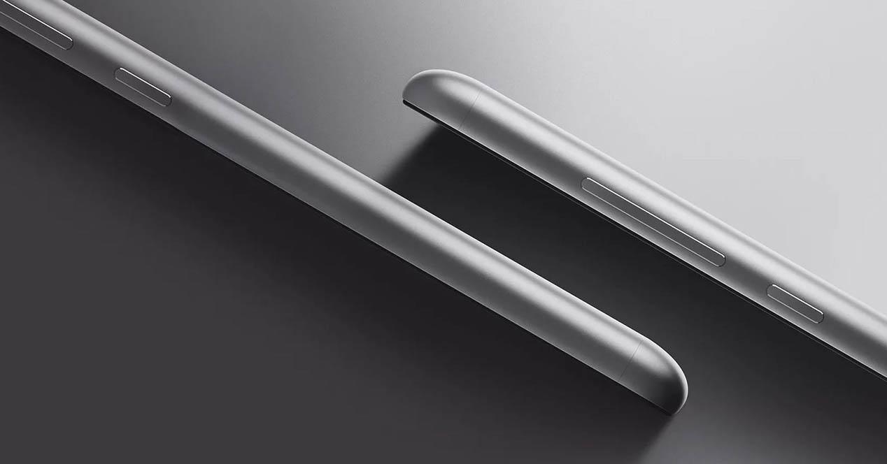 Redmi Note 3 Pro de color gris