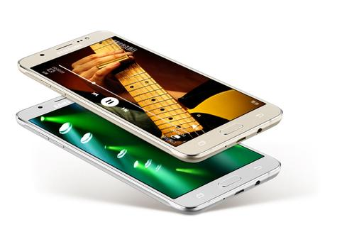 Samsung Galaxy J7 2016 gris