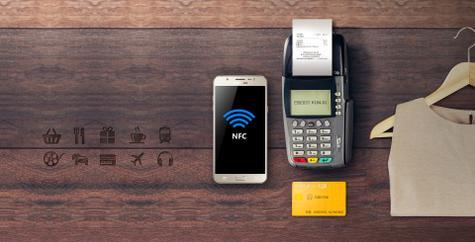 Samsung Galaxy J7 2016 con Samsung Pay