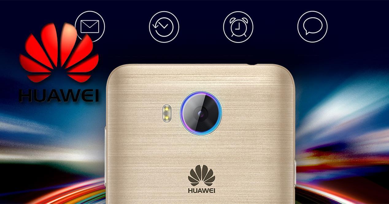Nuevos smartphones Huawei