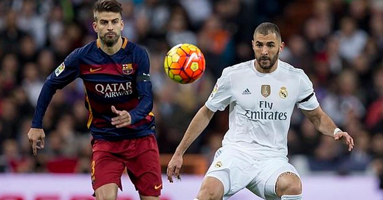 Barça Madrid en tu móvil