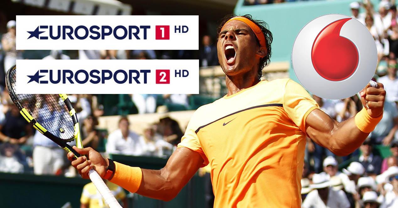 Eurosport Vodafone TV