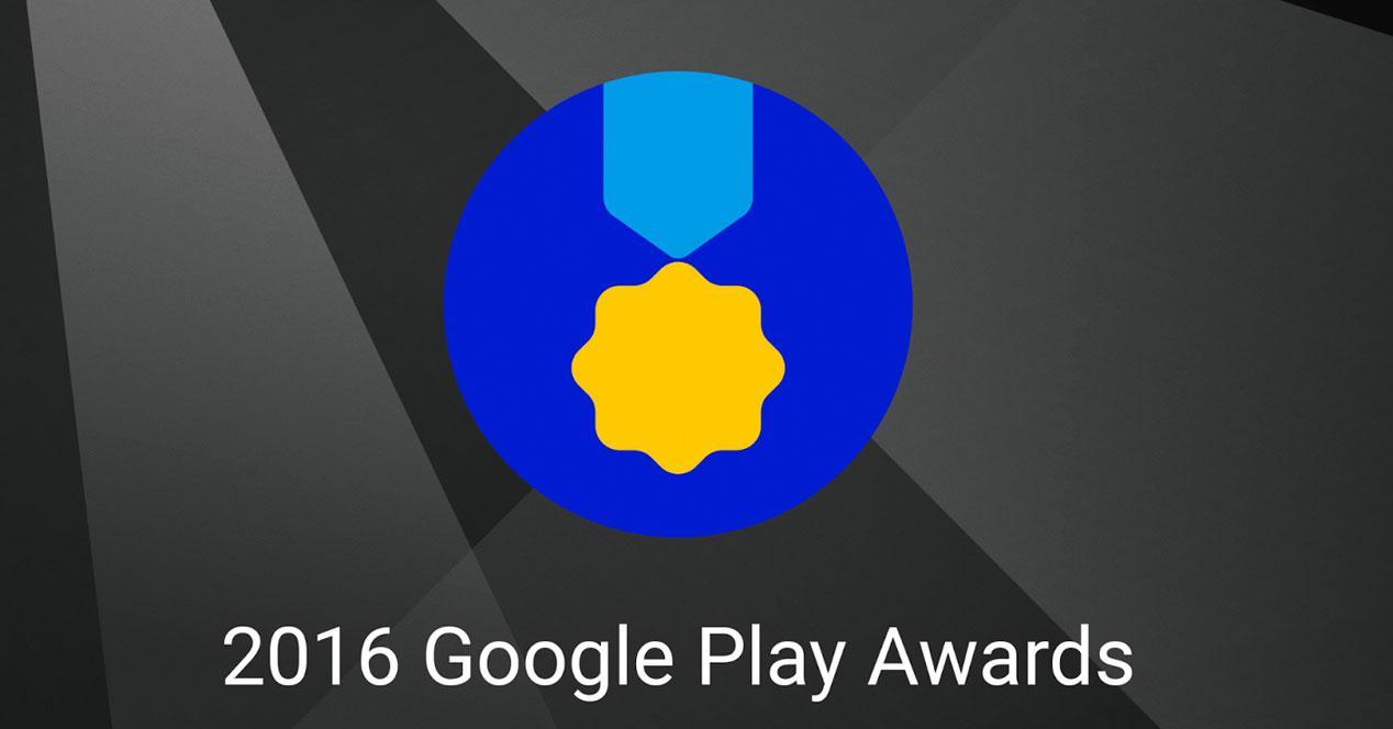 logo google play awards