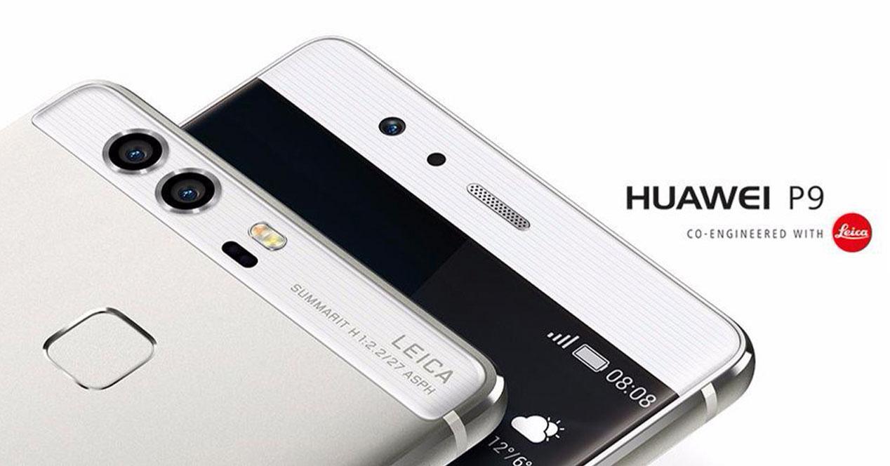 Diseño de Huawei P9