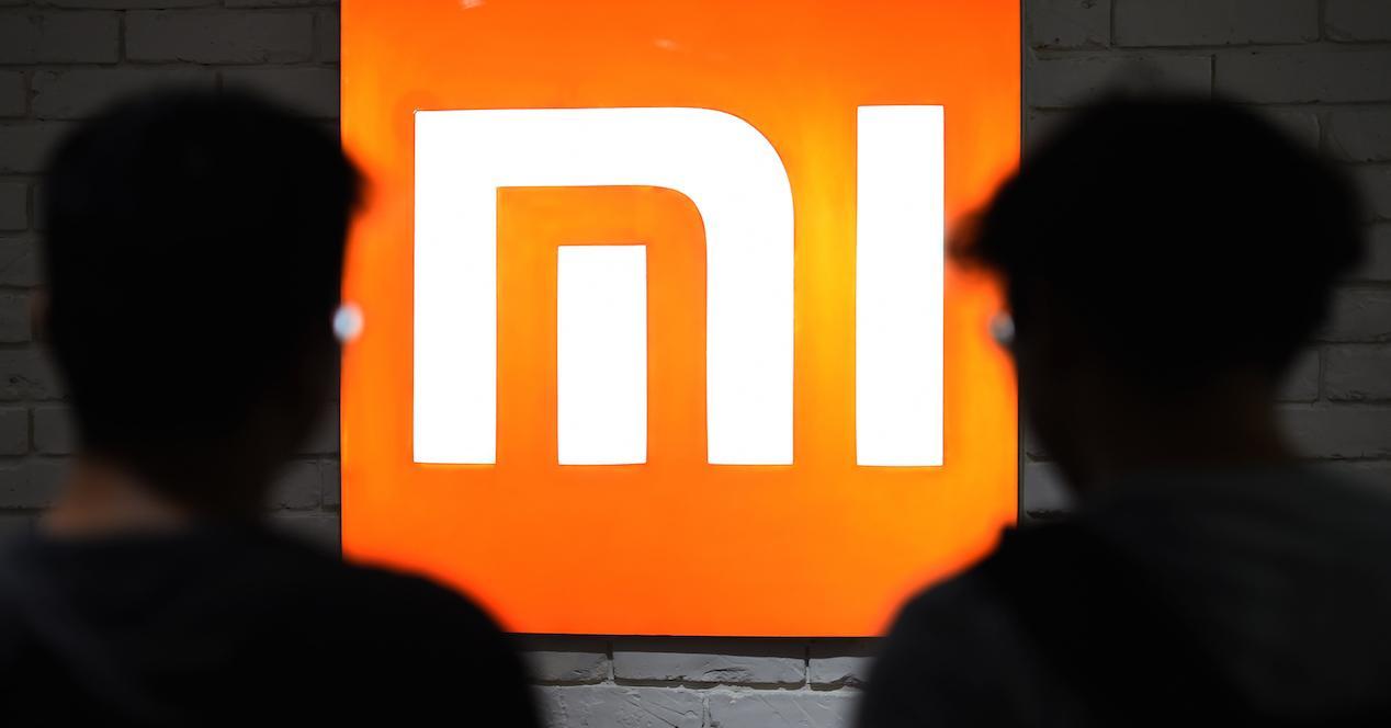 logo de Xiaomi