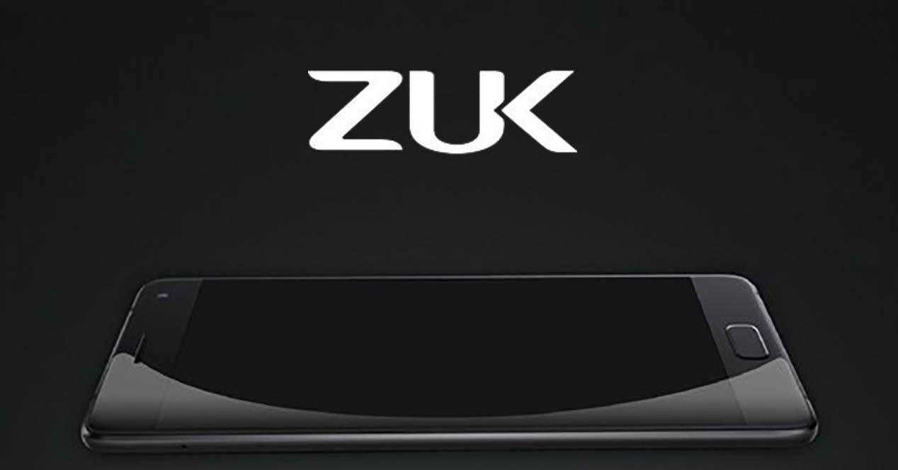 Zuk Z2 Pro de color negro