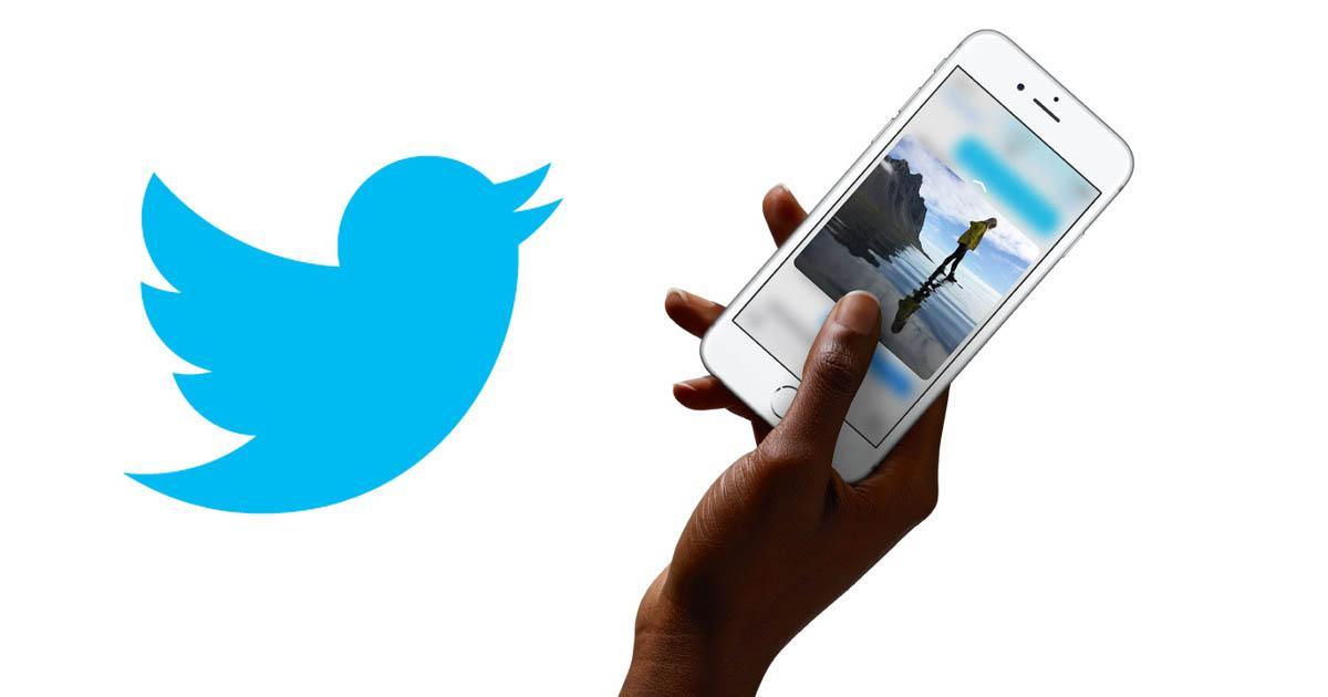 Twitter actualizacion 3D Touch