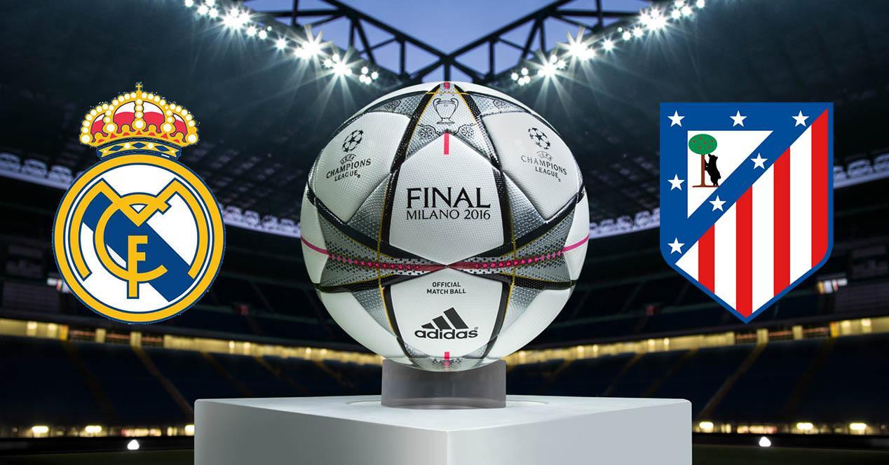 Final Champions madrid atletico