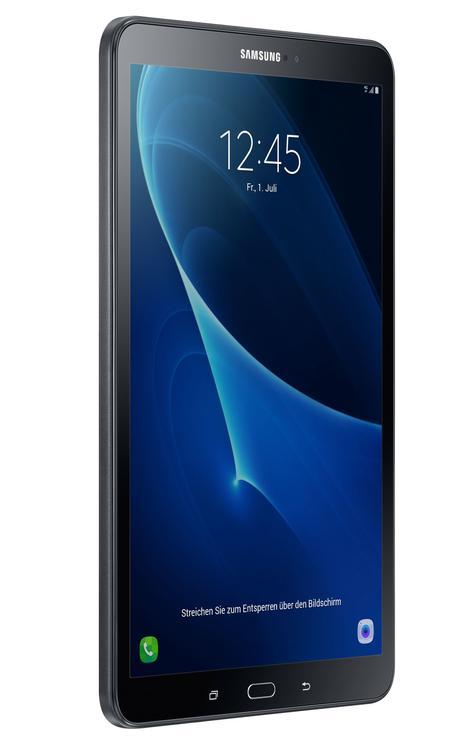 Samsung Galaxy Tab A color negro