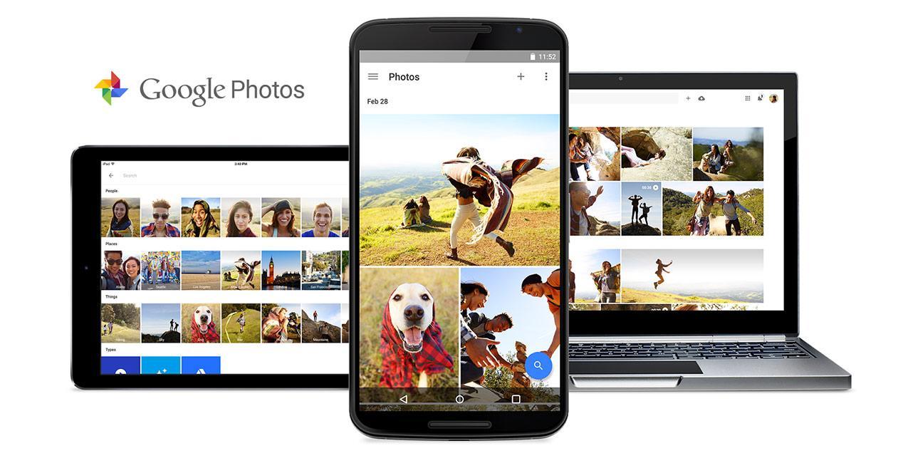 App de Google Fotos
