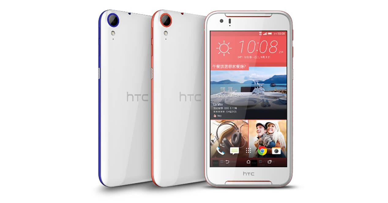 HTC Desire 830 varios colores