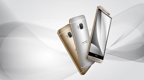 HTC M9 Prime camera edition en tres colores