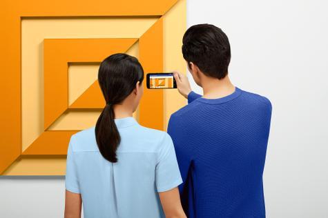 Motorola Moto G4 haciendo fotos