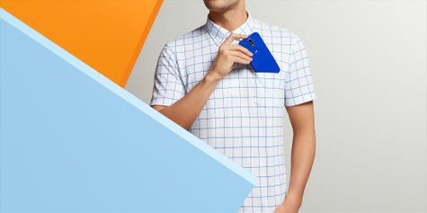 Motorola Moto G4 azul