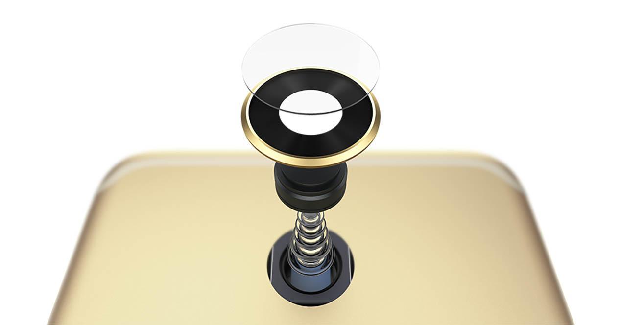 Meizu Pro 6 color dorado