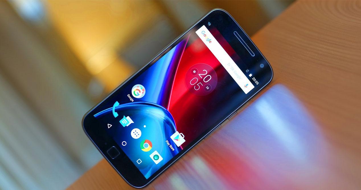 Imagen del Motorola Moto G4 Plus