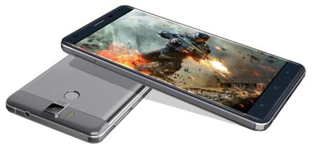 Oukitel 6000 Pro con Android