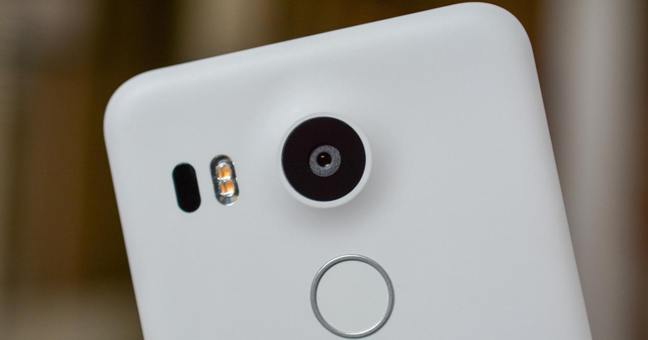 cámara de google nexus