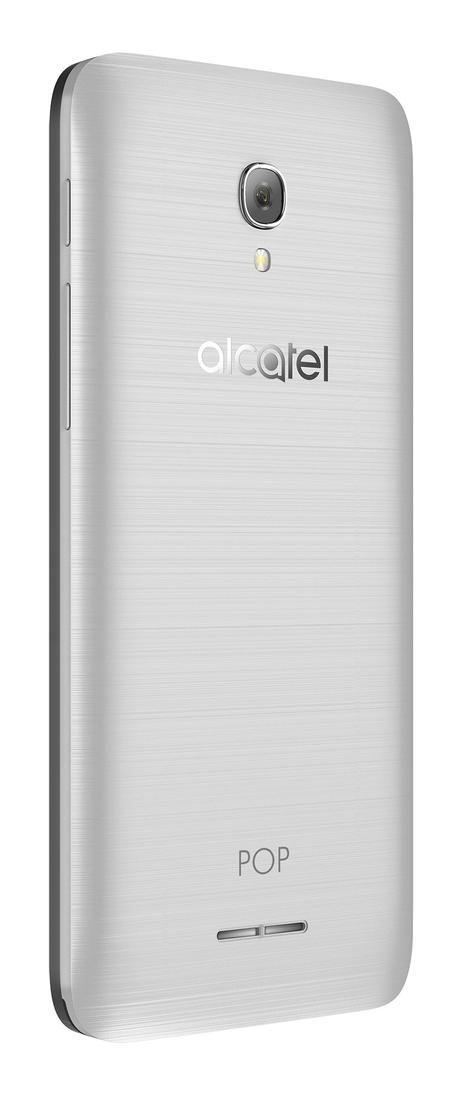 Alcatel POP 4 Plus detalle de la cámara
