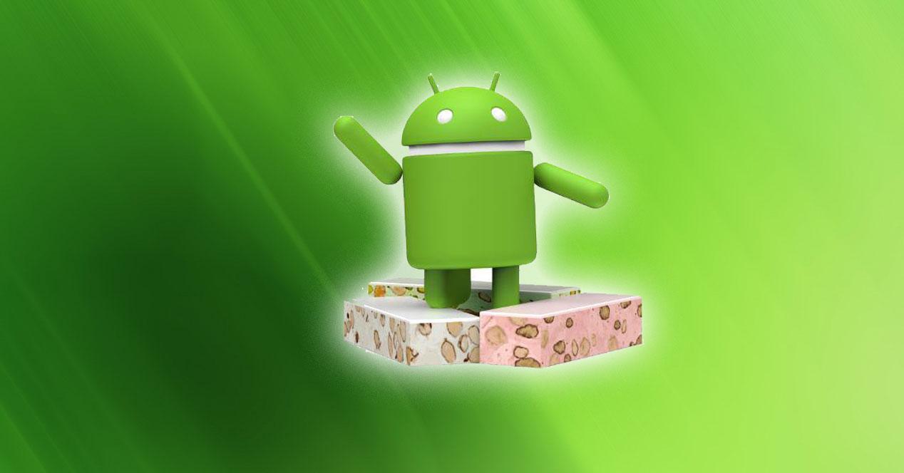 Actualizaciones Android Nougat
