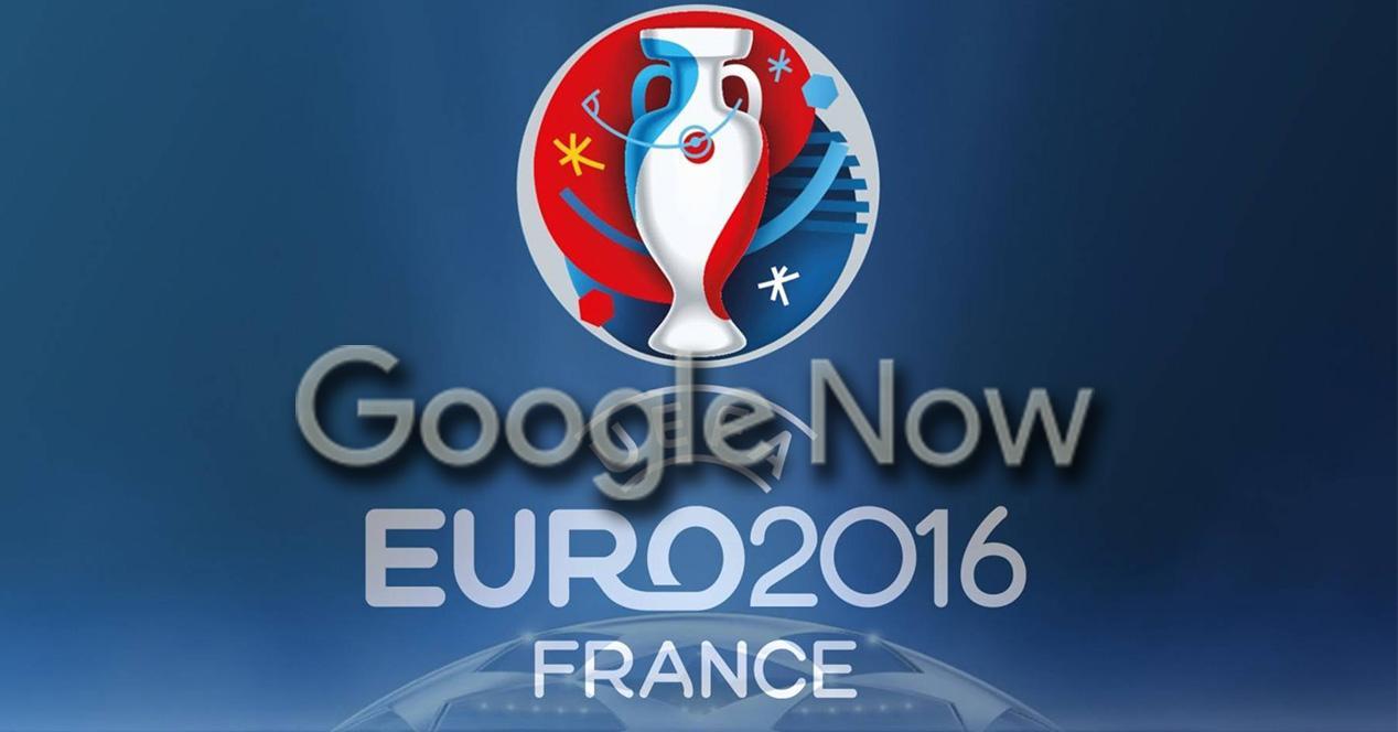 La Eurocopa En Google Now