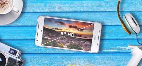 HTC Desire 628 pantalla dimensiones