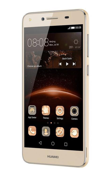Huawei Y5 II en color oro