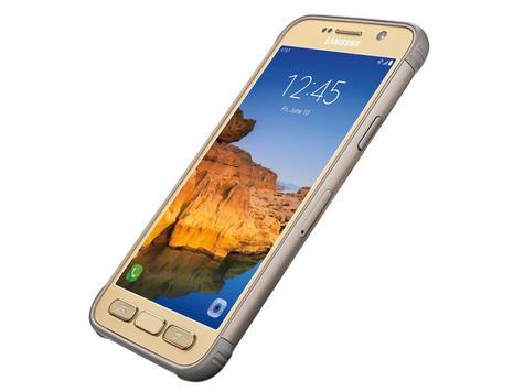 Samsung Galaxy S7 Active en color marron