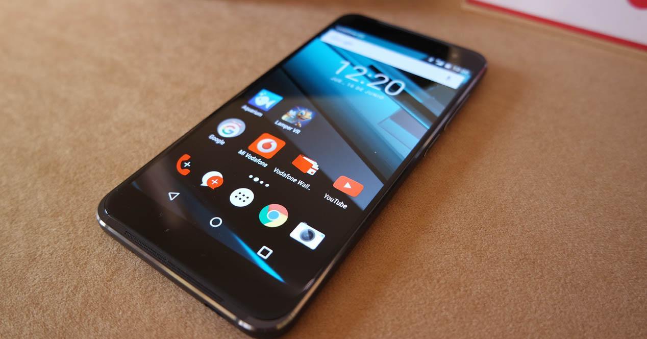 Vodafone telefonos smart