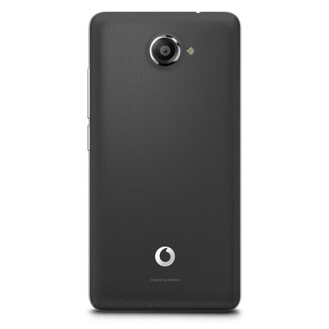 Vodafone Smart Ultra 7 trasera cámara