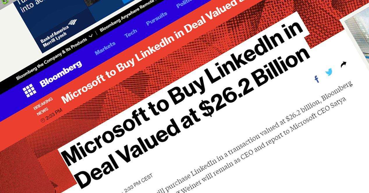 Captura de la web de Bloomberg