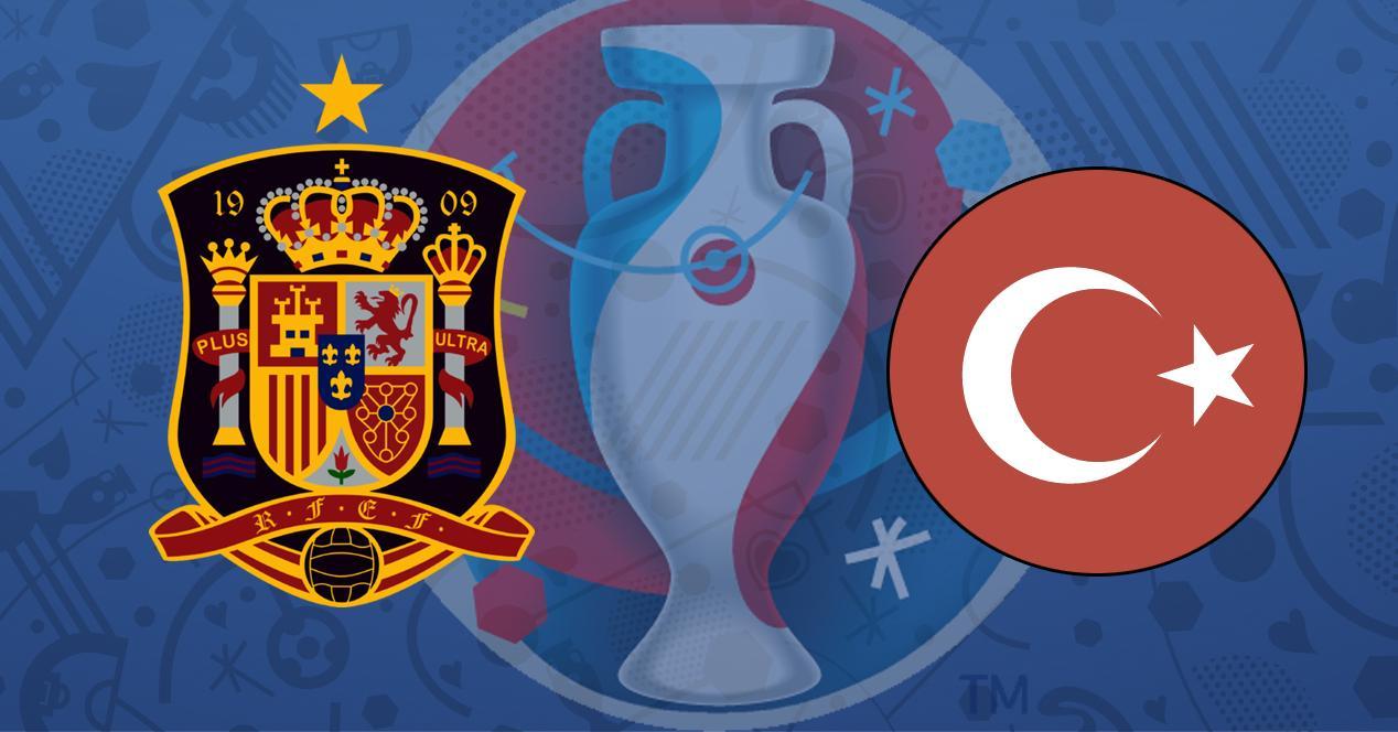 españa vs turquia eurocopa