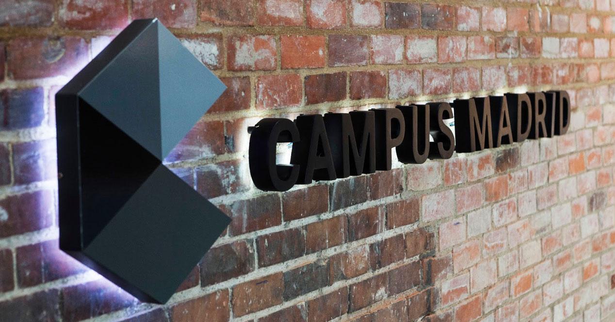 logo google campus
