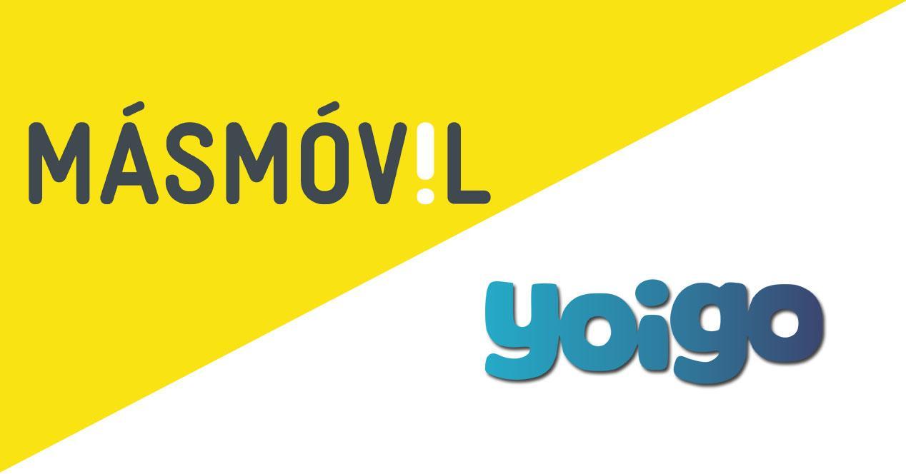 logos masmovil yoigo