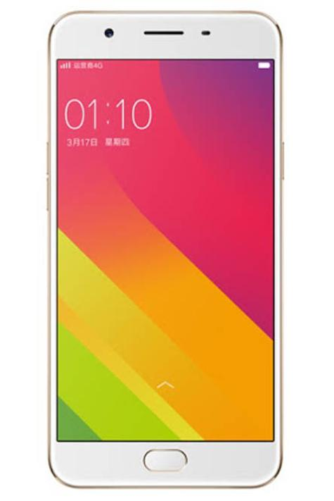 oppo a59 frontal