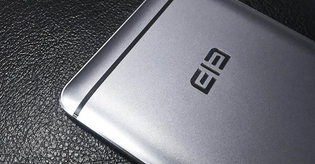 Elephone P9000 Edge logotpo
